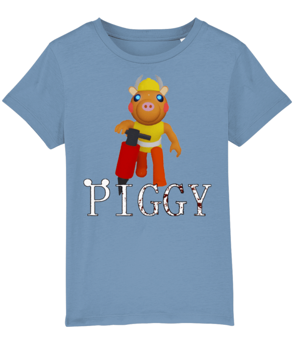 Billy from piggy game on Roblox, child's t-shirt billy