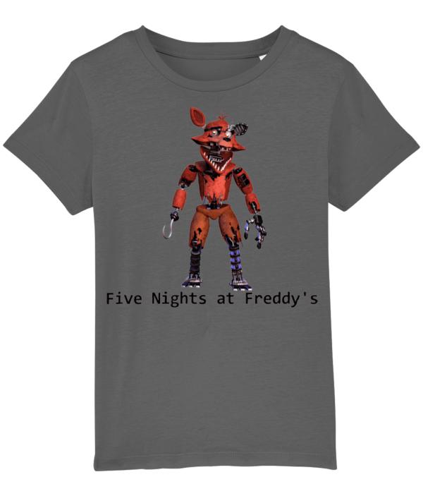 foxy five nights at Freddy's child's t-shirt five nights
