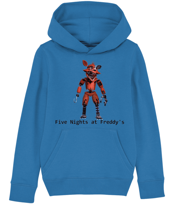 foxy five nights at Freddy's child's hoodie foxy five nights at Freddy's