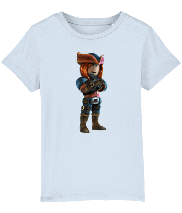 ezebel queen of pirates from Roblox Child's t-shirt ezebel queen of pirates