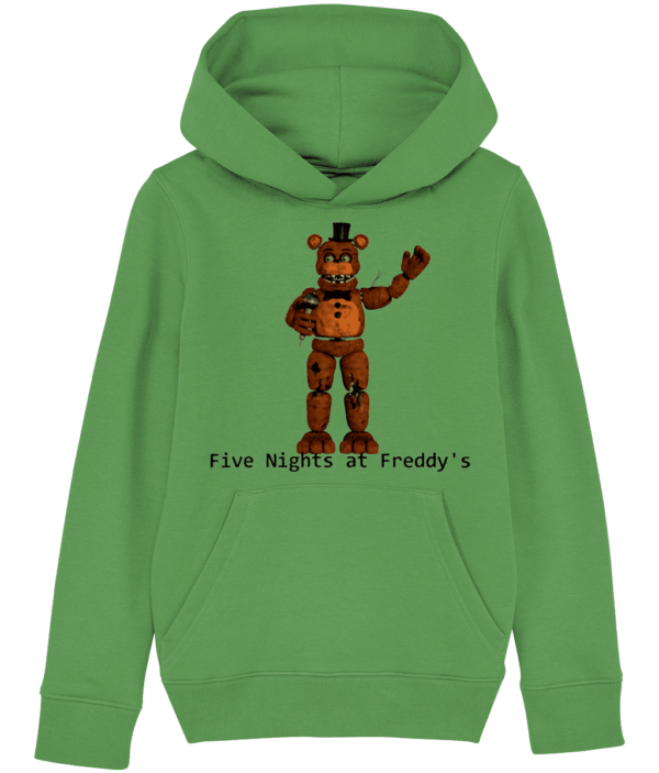 fasbear  from Five nights at Freddy's child's hoodie fasbear