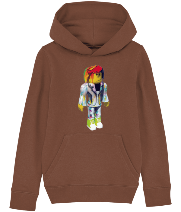 pixel artist from Roblox child's hoodie pixel artist from Roblox