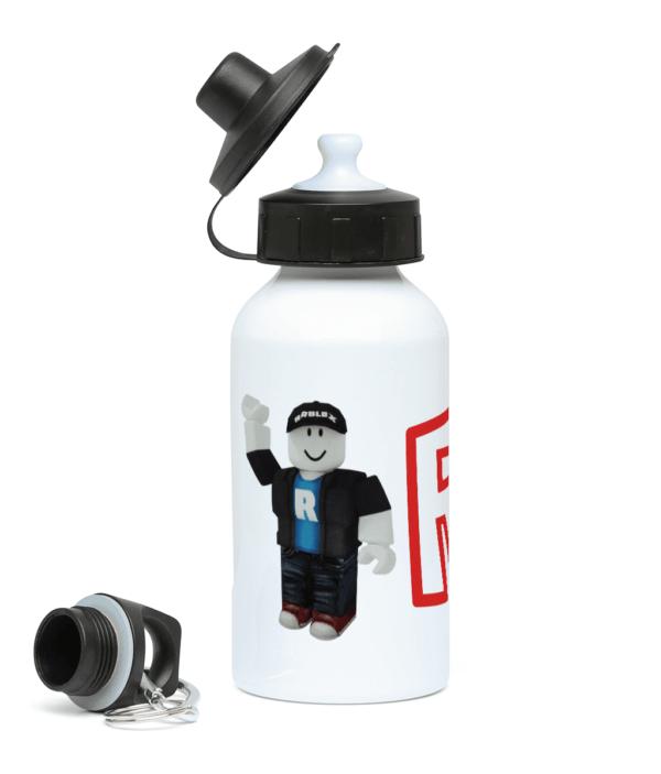 Roblox super fan 400ml Water Bottle roblox super fan