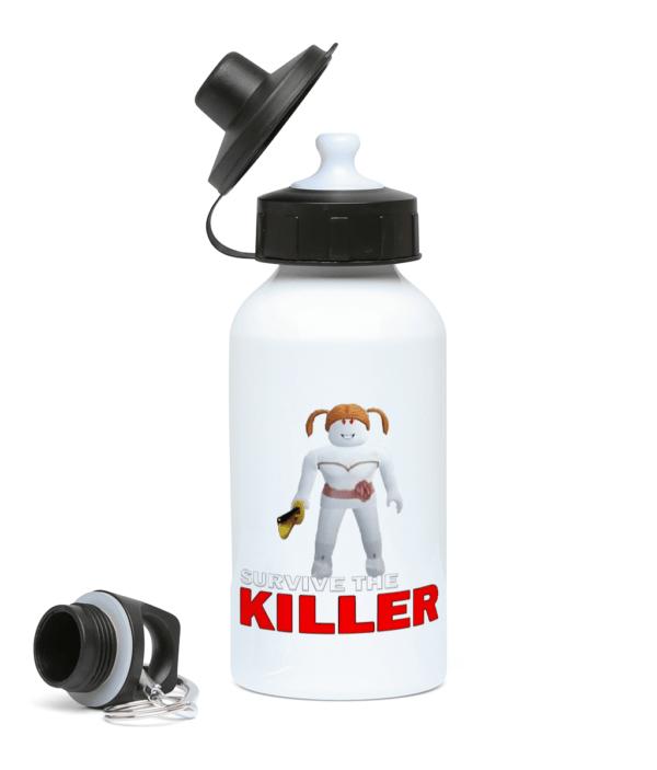 annie survive-the-killer 400ml Water Bottle annie