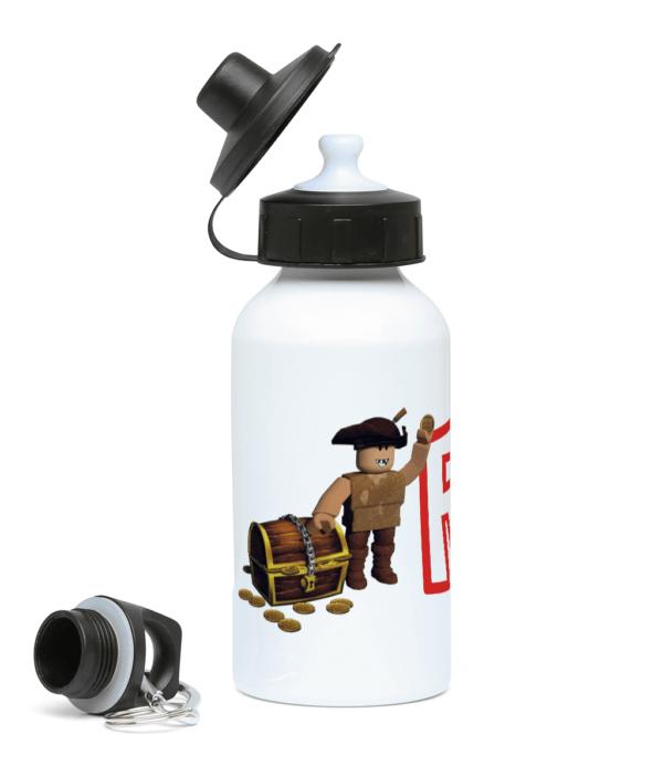buck eye the pirate 400ml Water Bottle buck eye the pirate 400ml Water Bottle