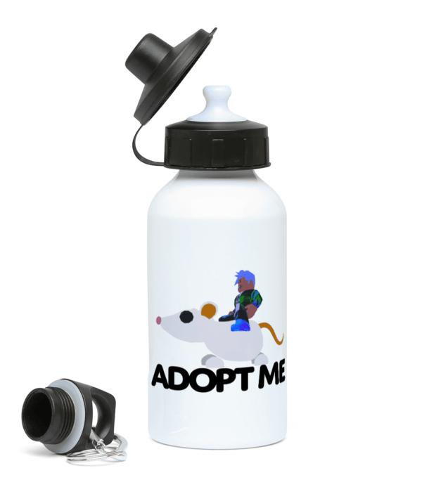 adopt me golden rat 400ml Water Bottle adopt me golden rat 400ml Water Bottle