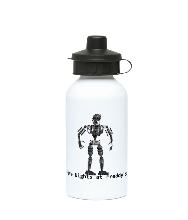 infected endoskeleton 400ml Water Bottle infected endoskeleton 400ml Water Bottle