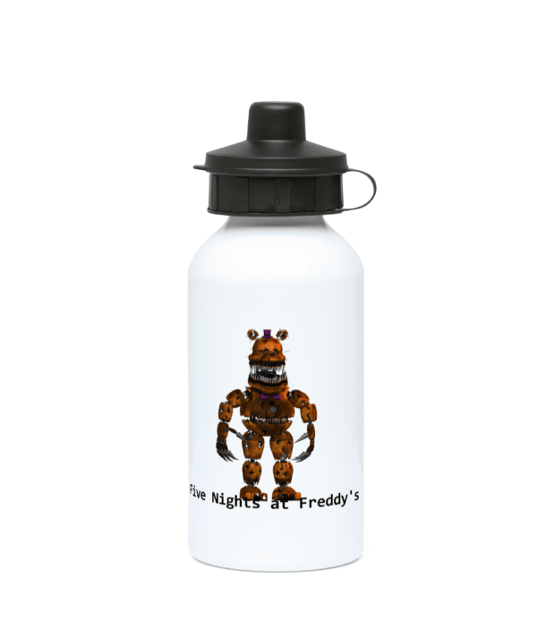 infected fasbear400ml Water Bottle infected fasbear400ml Water Bottle