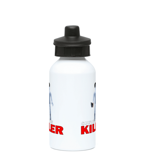 jane survive-the-killer 400ml Water Bottle jane survive-the-killer