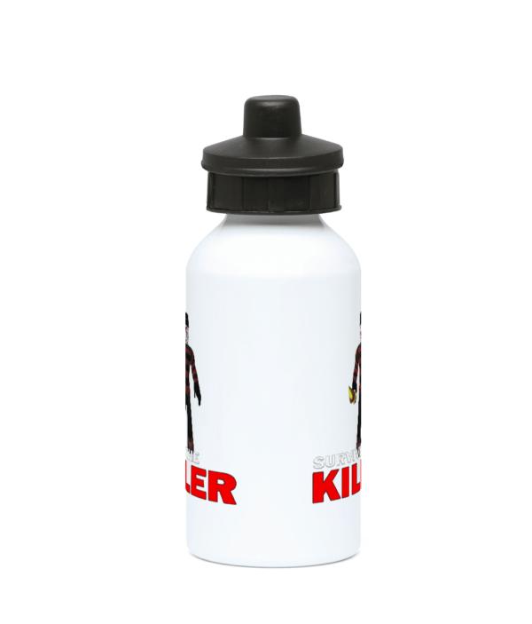 killer kruger survive-the-killer 400ml Water Bottle killer kruger survive-the-killer