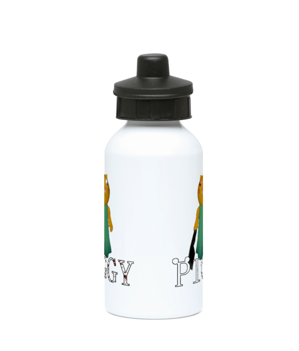 kitty from piggy game  400ml Water Bottle kitty