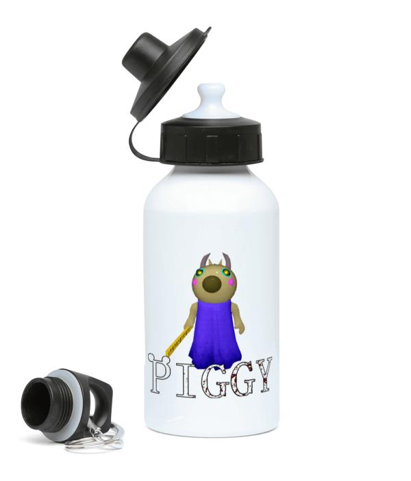 Teacher from Piggy Game 400ml Water Bottle piggy