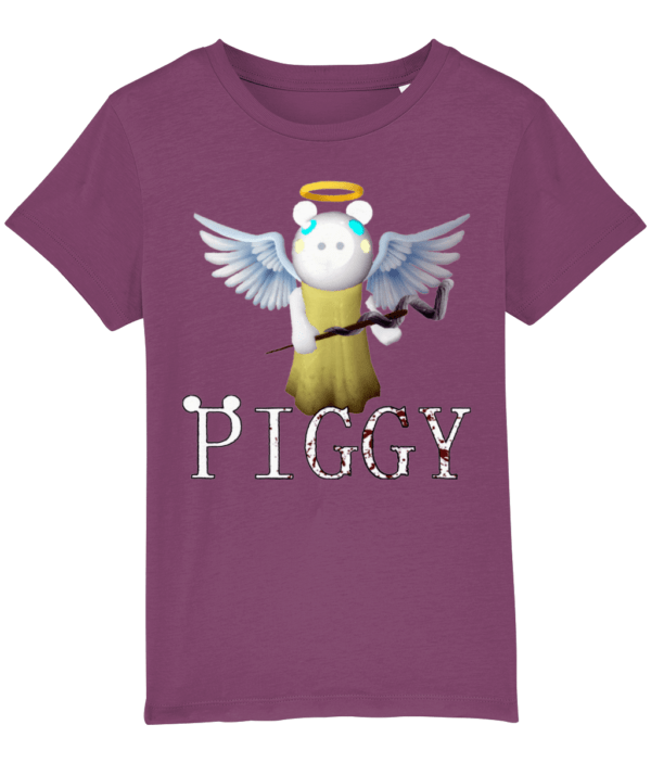 Angel from Piggy game child's t-shirt Angel from Piggy