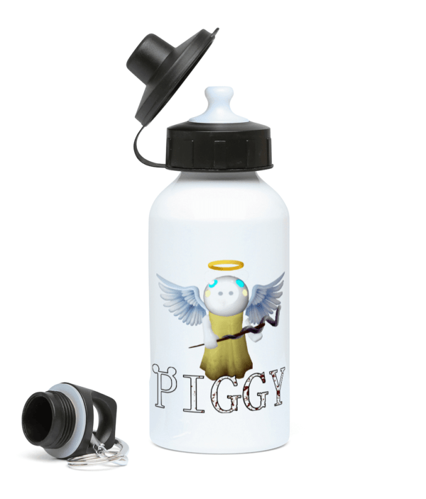 Angel from Piggy game 400ml Water Bottle Angel from Piggy