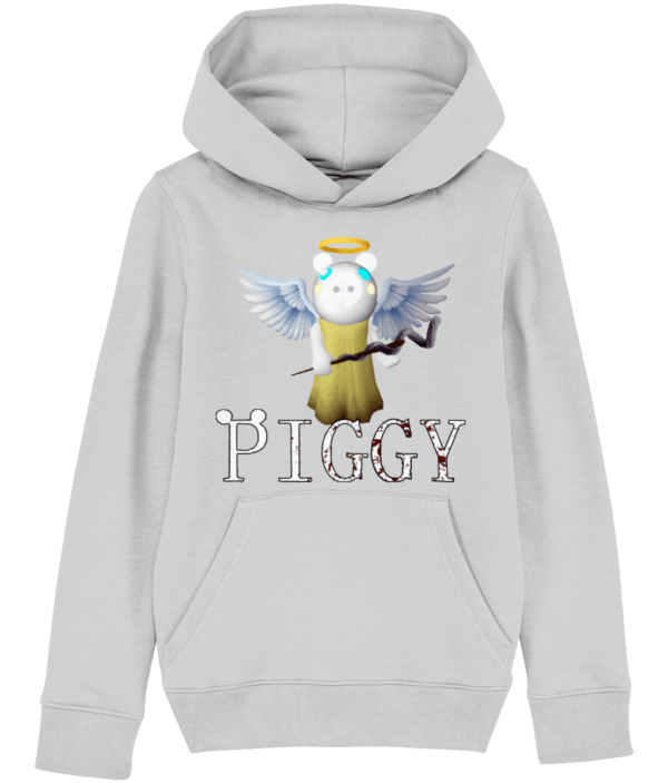 Angel from Piggy game child's hoodie angel