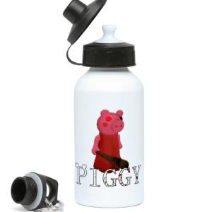 Piggy from piggy game 400ml Water Bottle