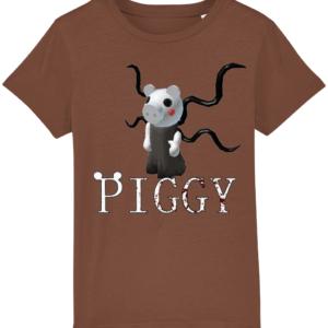 slender from piggy game child's t-shirt