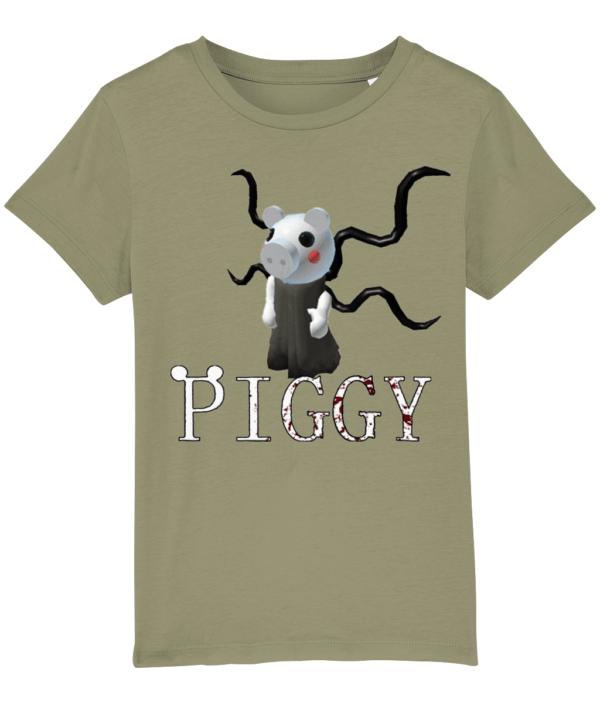 slender from piggy game child's t-shirt slender from piggy game