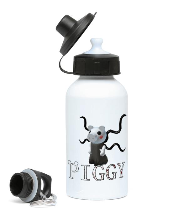slender from piggy game 400ml Water Bottle slender from piggy game 400ml Water Bottle