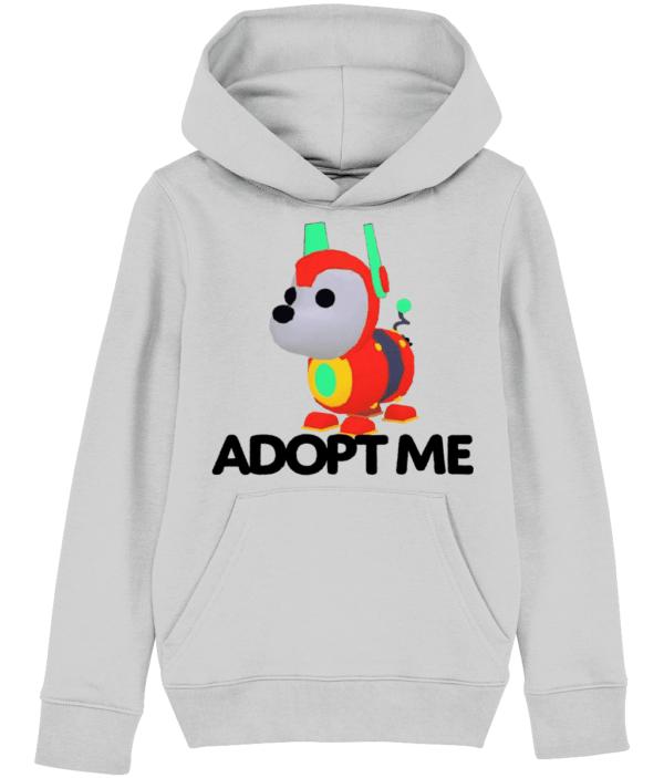robo dog adopt me child's hoodie adopt me