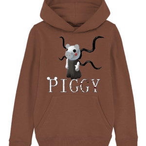 slender from piggy game child's hoodie