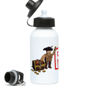 buck eye the pirate 400ml Water Bottle