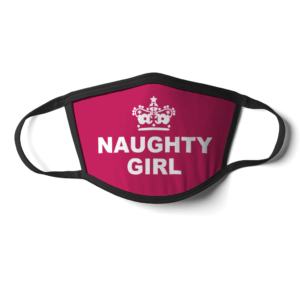 Face Mask naughty-girl