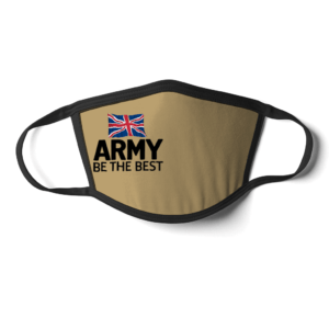 British Army Sand Coloured Face Mask