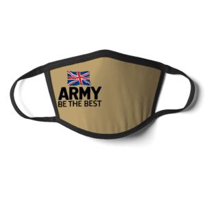 British Army Sand Coloured Face Mask British Army Sand Coloured Face Mask