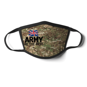 British Army Modern Camo Face Mask