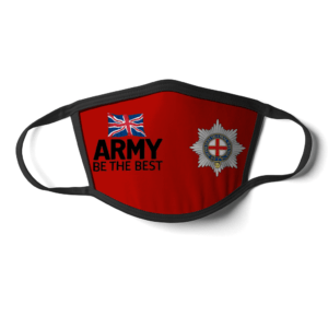 Coldstream Guards Face Mask