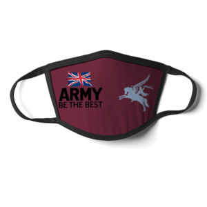 Parachute Regiment Face Mask