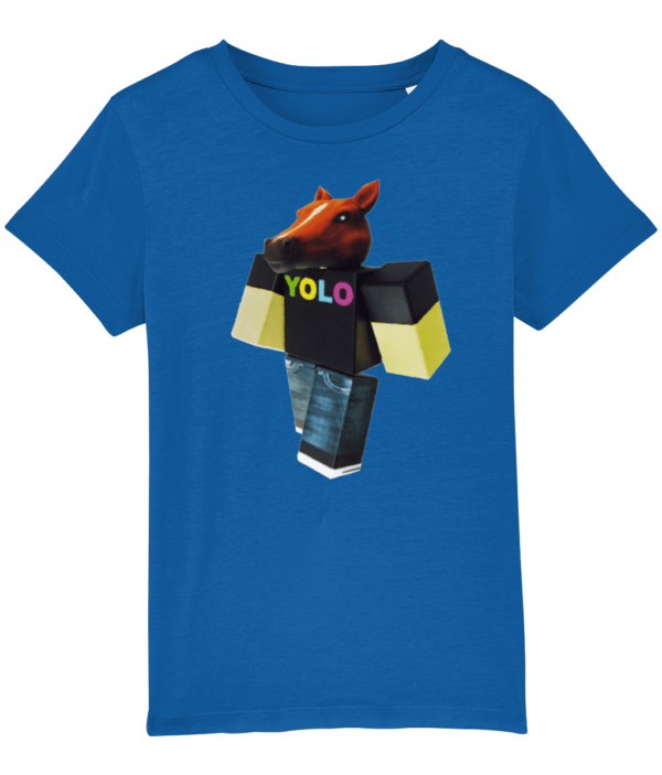 Nick from Roblox part human part horse Nick from Roblox part human part horse