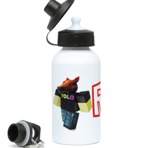 Nick from Roblox 400ml Water Bottle