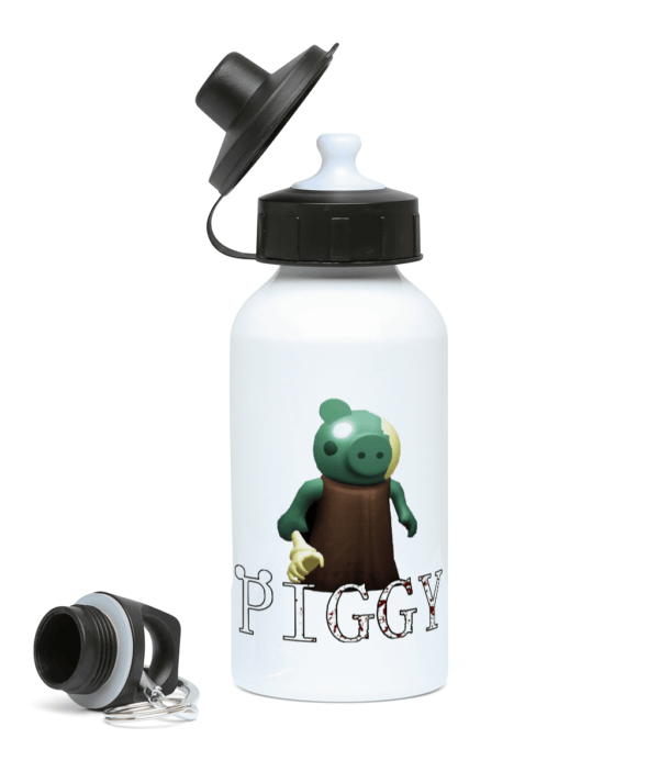 Zombie from Piggy Game 400ml Water Bottle Zombie from Piggy Game 400ml Water Bottle
