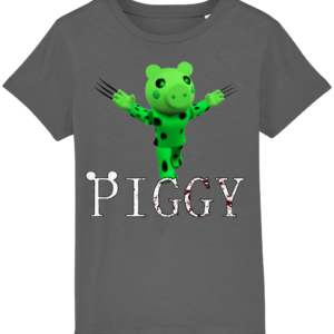 dino piggy from Piggy Game child's Tshirt