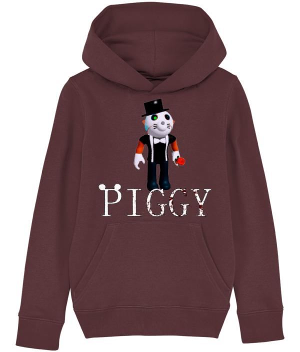 felix from piggy game child's hoodie felix