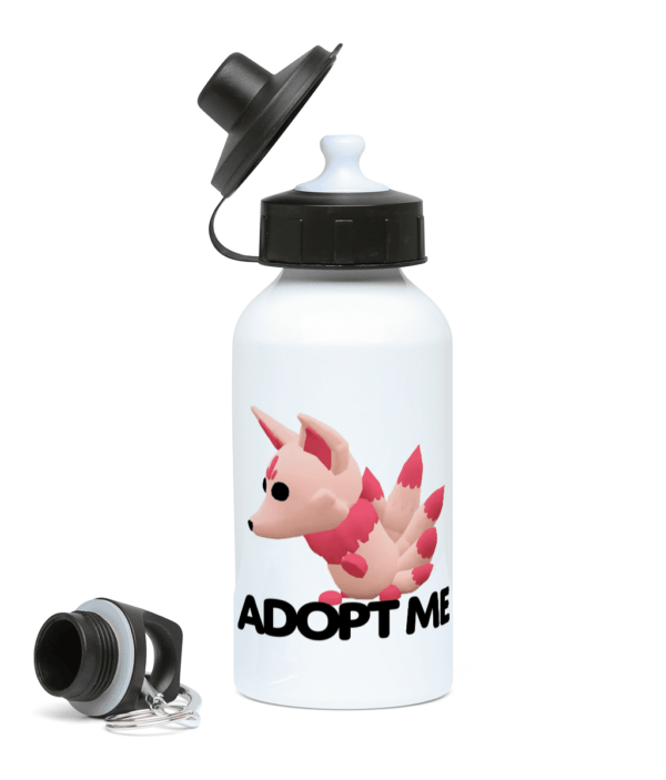 adopt me kitsune 400ml Water Bottle adopt me kitsune