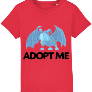 adopt me frost dragon child's t-shirt
