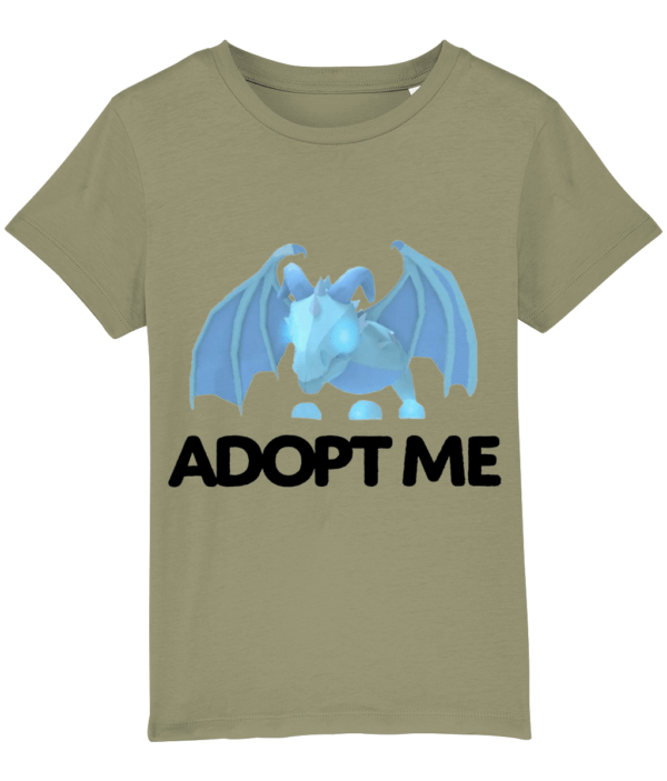 adopt me frost dragon child's t-shirt adopt me