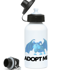 adopt me frost dragon 400ml Water Bottle