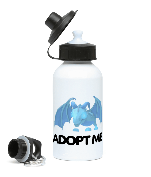 adopt me frost dragon 400ml Water Bottle adopt me