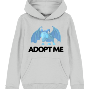 adopt me frost dragon child's hoodie