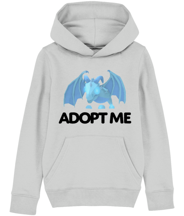 adopt me frost dragon child's hoodie adopt me frost dragon