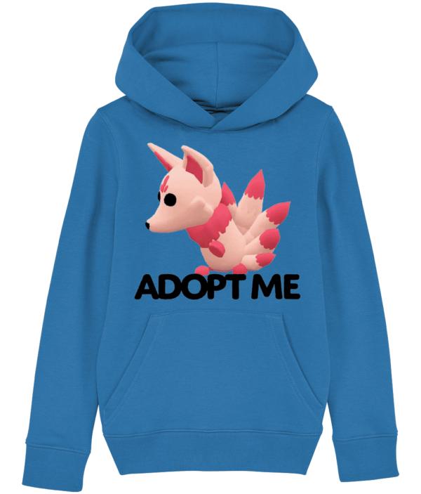 adopt me kitsune childs hoodie adopt me