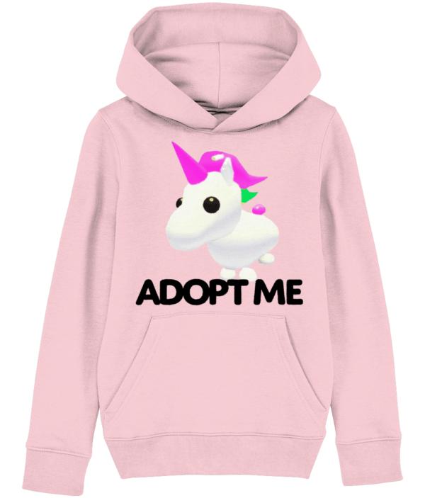 adopt me unicorn child's hoodie adopt me unicorn