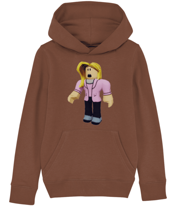 mayor of robloxia in Roblox child's hoodie mayor of robloxia