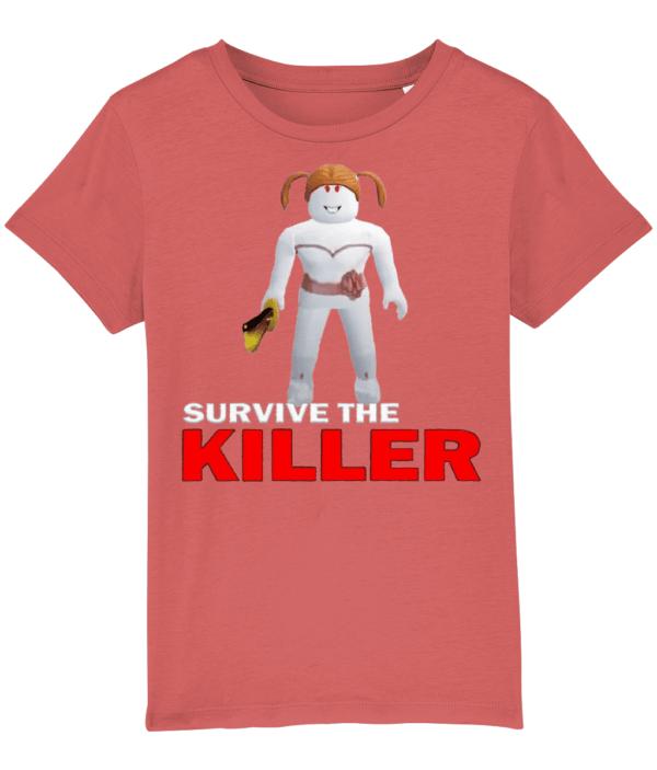 annie survive-the-killer child's t shirt annie