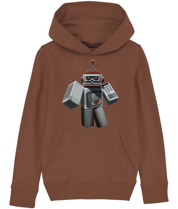 Microwave spybot from Roblox Child's Hoodie microwave spybot