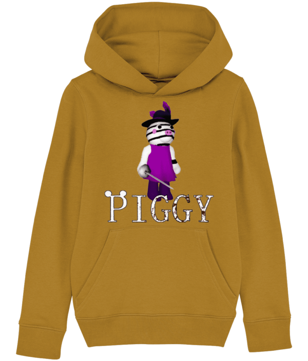 zizzy with sword from piggy game hoodie zizzy with sword from piggy game